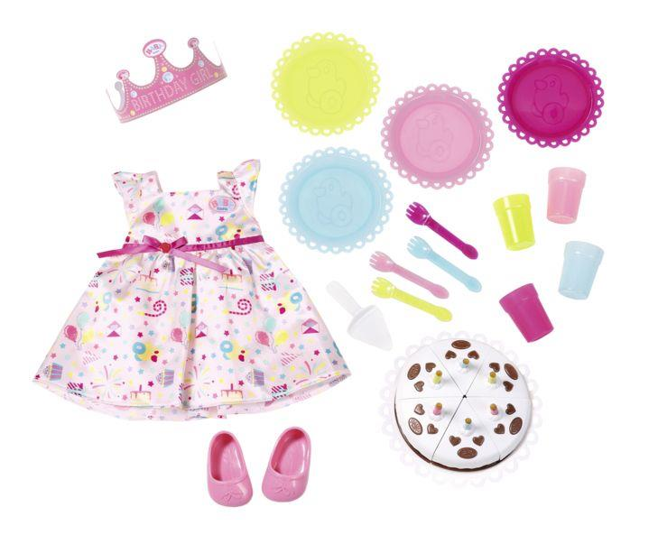 BABY born© Deluxe Party Set