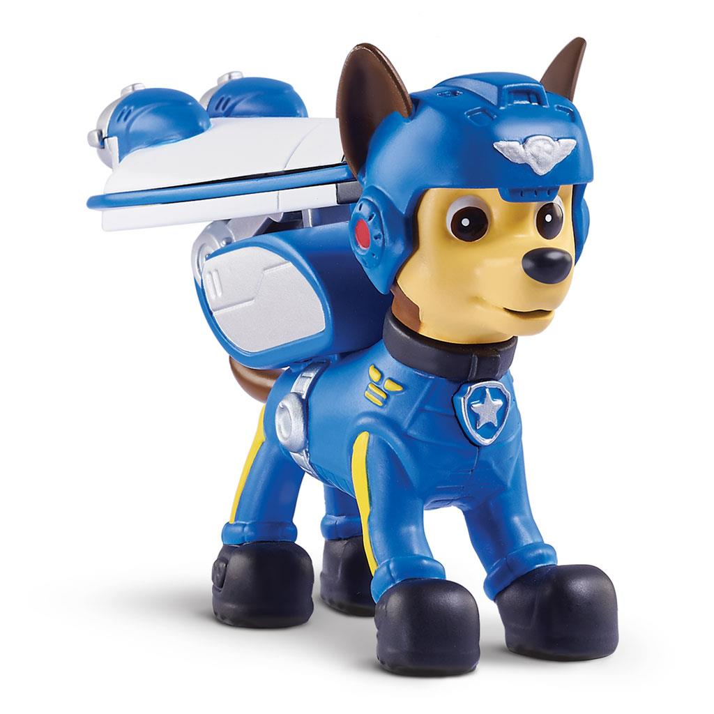 Spin Master PAW Patrol Air Rescue Pup Pack & Badge, sortiert