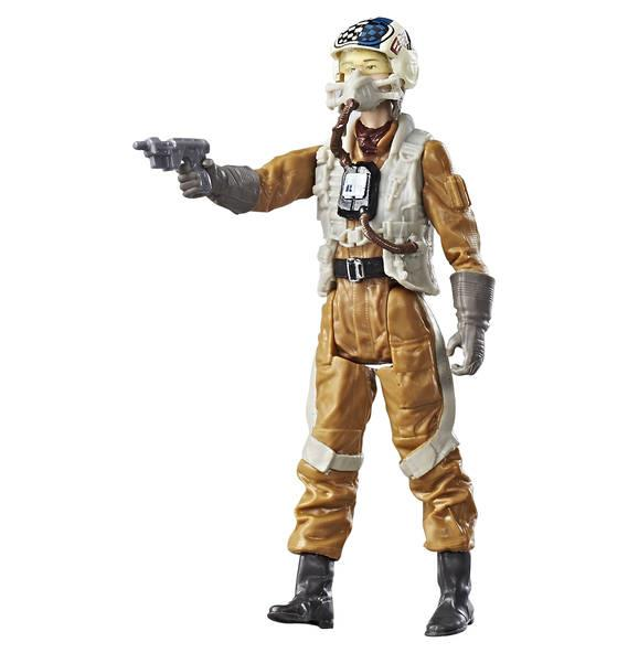 Hasbro Star Wars Episode 8 8 3.75 Forcelink Figuren, sortiert