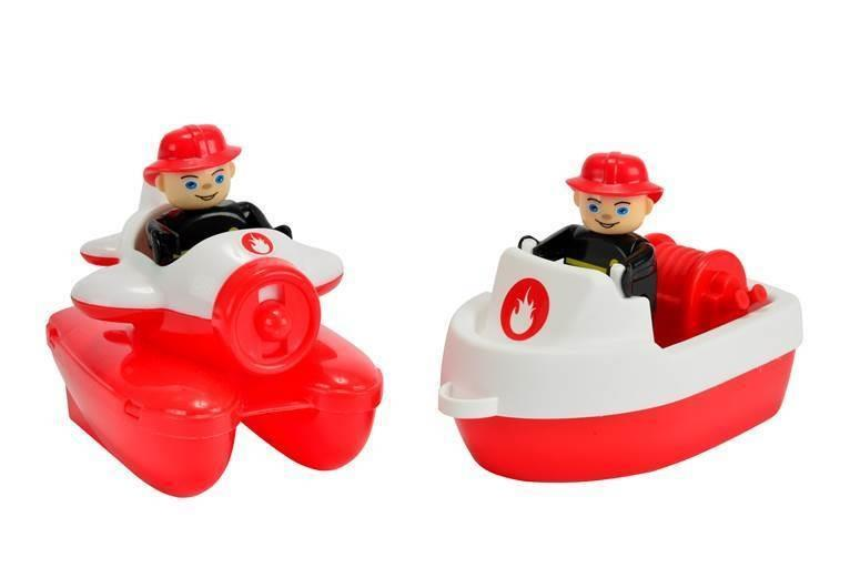 BIG Waterplay Fire Boat Set