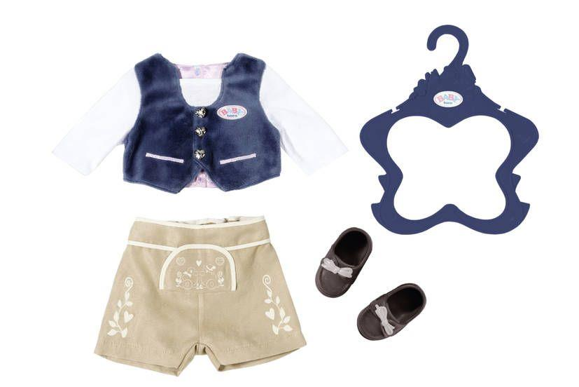 BABY born® Trachten-Outfit Junge