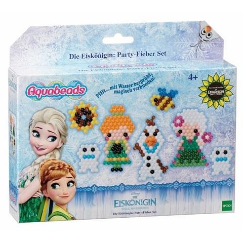 Aquabeads Die Eiskönigin Party-Fieber-Set