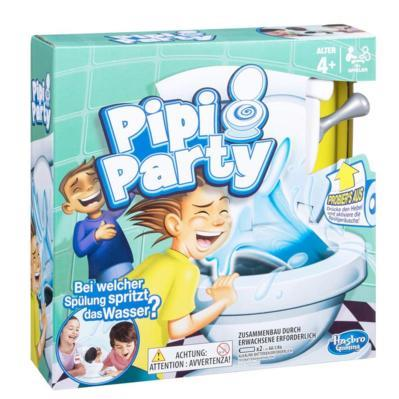 Hasbro Kinderspiel Pipi Party