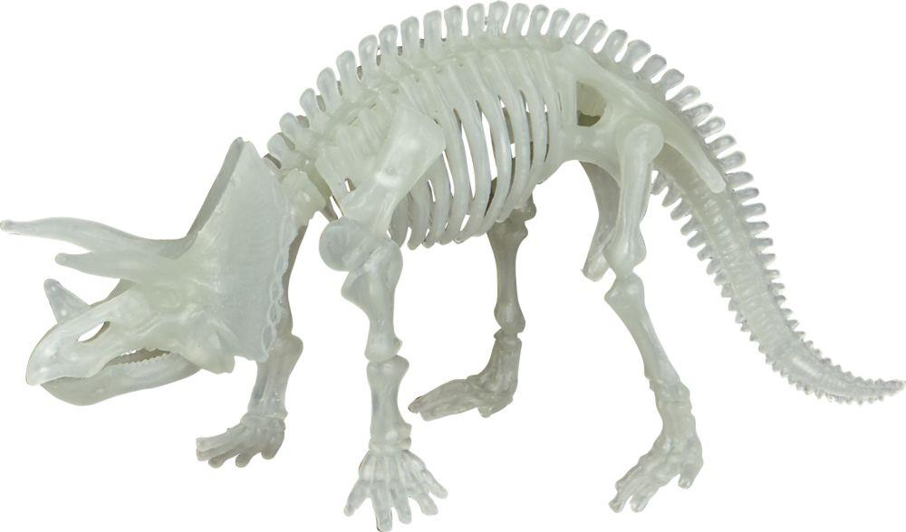 Die Spiegelburg Glow in the Dark Triceratops T-Rex World
