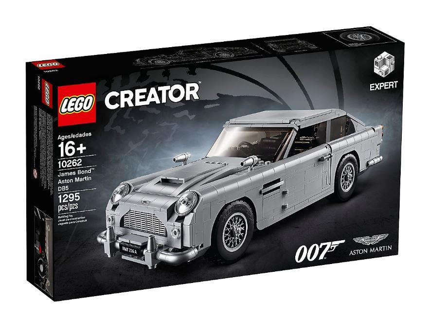 LEGO® Creator Expert 10262 -  James Bond™ Aston Martin DB5