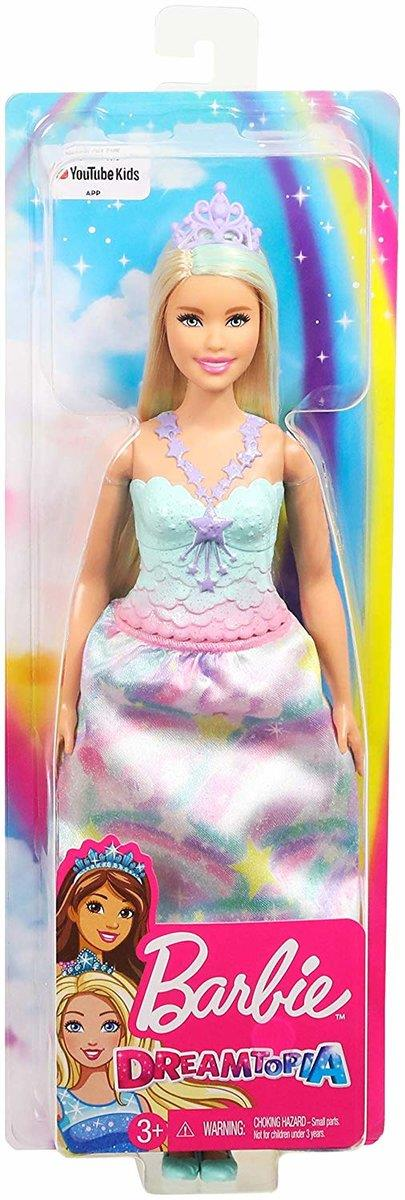 Barbie Dreamtopia Prinzessin, blonde Haare